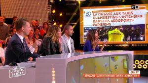 Caroline Ithurbide dans c'est Que de la Télé - 01/10/18 - 08