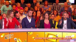 Caroline Ithurbide dans c'est Que de la Télé - 01/11/18 - 04