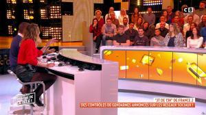 Caroline Ithurbide dans c'est Que de la Télé - 01/11/18 - 05