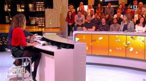 Caroline Ithurbide dans c'est Que de la Télé - 01/11/18 - 06
