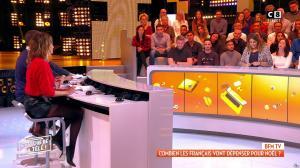 Caroline Ithurbide dans c'est Que de la Télé - 01/11/18 - 07