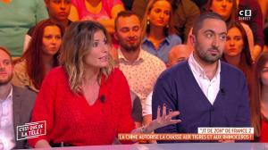 Caroline Ithurbide dans c'est Que de la Télé - 01/11/18 - 08