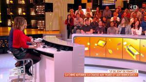 Caroline Ithurbide dans c'est Que de la Télé - 01/11/18 - 09