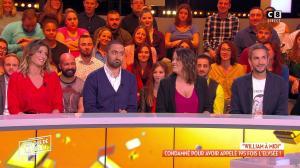 Caroline Ithurbide dans c'est Que de la Télé - 01/11/18 - 10
