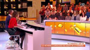 Caroline Ithurbide dans c'est Que de la Télé - 01/11/18 - 11