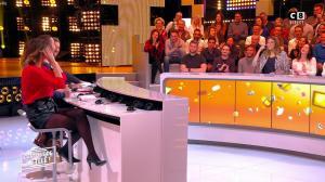 Caroline Ithurbide dans c'est Que de la Télé - 01/11/18 - 13