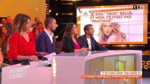 Caroline Ithurbide dans c'est Que de la Télé - 01/11/18 - 14