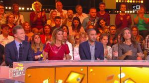 Caroline Ithurbide dans c'est Que de la Télé - 08/10/18 - 01