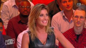 Caroline Ithurbide dans c'est Que de la Télé - 20/09/18 - 01