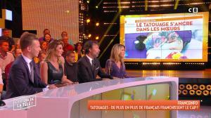 Caroline Ithurbide dans c'est Que de la Télé - 20/09/18 - 08