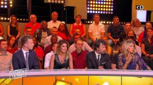 Caroline Ithurbide dans c'est Que de la Télé - 20/09/18 - 10