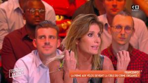 Caroline Ithurbide dans c'est Que de la Télé - 20/09/18 - 11