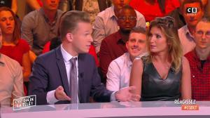 Caroline Ithurbide dans c'est Que de la Télé - 20/09/18 - 12