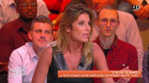 Caroline Ithurbide dans c'est Que de la Télé - 20/09/18 - 13