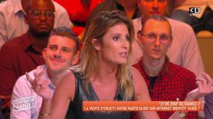 Caroline Ithurbide dans c'est Que de la Télé - 20/09/18 - 14