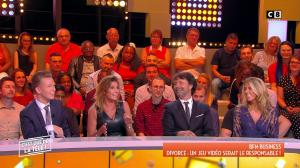 Caroline Ithurbide dans c'est Que de la Télé - 20/09/18 - 26