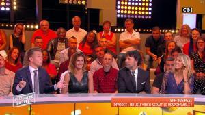 Caroline Ithurbide dans c'est Que de la Télé - 20/09/18 - 27