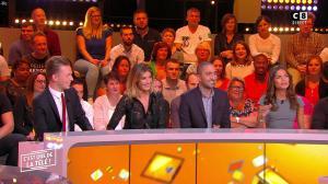 Caroline Ithurbide dans c'est Que de la Télé - 24/09/18 - 02