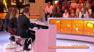 Caroline Ithurbide dans c'est Que de la Télé - 24/09/18 - 03