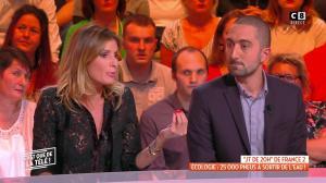 Caroline Ithurbide dans c'est Que de la Télé - 24/09/18 - 04