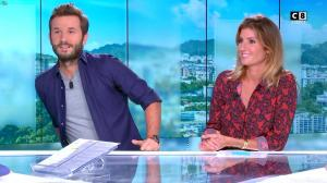 Caroline Ithurbide dans William à Midi - 20/09/18 - 09
