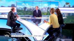 Caroline Ithurbide dans William à Midi - 25/10/18 - 05