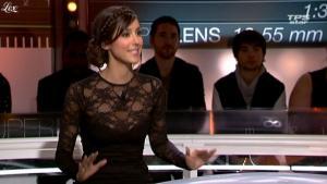Elise Chassaing dans la Quotidienne Du Cinema - 07/10/10 - 10