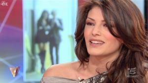 Monica Riva dans Verissimo - 05/02/11 - 2