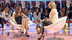 Silvia Toffanin et Katia Pedrotti dans Verissimo - 02/10/10 - 4