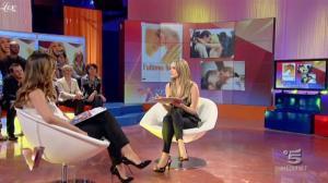 Silvia Toffanin et Martina Stella dans Verissimo - 13/11/10 - 3