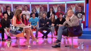 Silvia Toffanin dans Verissimo - 02/04/11 - 1