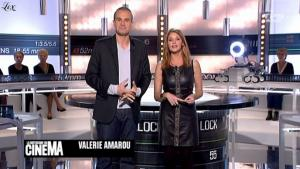 Valérie Amarou dans la Quotidienne Du Cinema - 07/10/10 - 01
