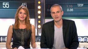Valérie Amarou dans la Quotidienne Du Cinema - 07/10/10 - 05