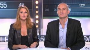 Valérie Amarou dans la Quotidienne Du Cinema - 15/10/10 - 2