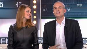 Valérie Amarou dans la Quotidienne Du Cinema - 21/12/10 - 4