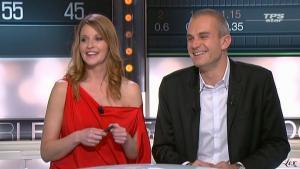 Valérie Amarou dans la Quotidienne Du Cinema - 23/02/11 - 3