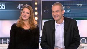 Valérie Amarou dans la Quotidienne Du Cinema - 25/10/10 - 3
