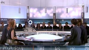 Valérie Amarou dans la Quotidienne Du Cinema - 26/10/10 - 4