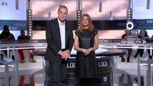 Valérie Amarou dans la Quotidienne Du Cinema - 27/12/10 - 1