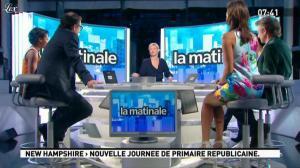 Julia Vignali dans la Matinale - 10/01/12 - 04