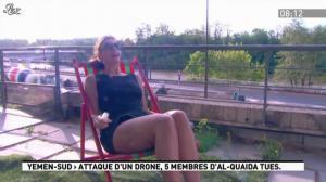 Julia Vignali dans la Matinale - 10/05/12 - 04