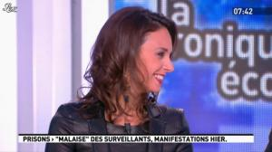 Julia Vignali dans la Matinale - 12/04/12 - 15