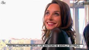 Julia Vignali dans la Matinale - 12/04/12 - 18