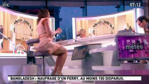 Julia Vignali dans la Matinale - 13/03/12 - 02