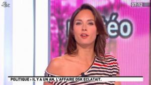 Julia Vignali dans la Matinale - 14/05/12 - 01
