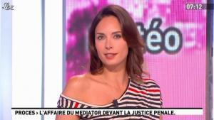 Julia Vignali dans la Matinale - 14/05/12 - 02