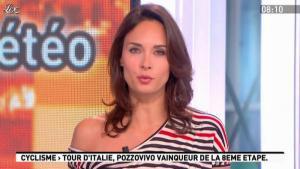 Julia Vignali dans la Matinale - 14/05/12 - 06