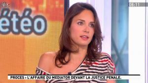 Julia Vignali dans la Matinale - 14/05/12 - 07