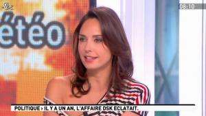 Julia Vignali dans la Matinale - 14/05/12 - 10