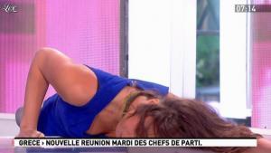 Julia Vignali dans la Matinale - 15/05/12 - 04